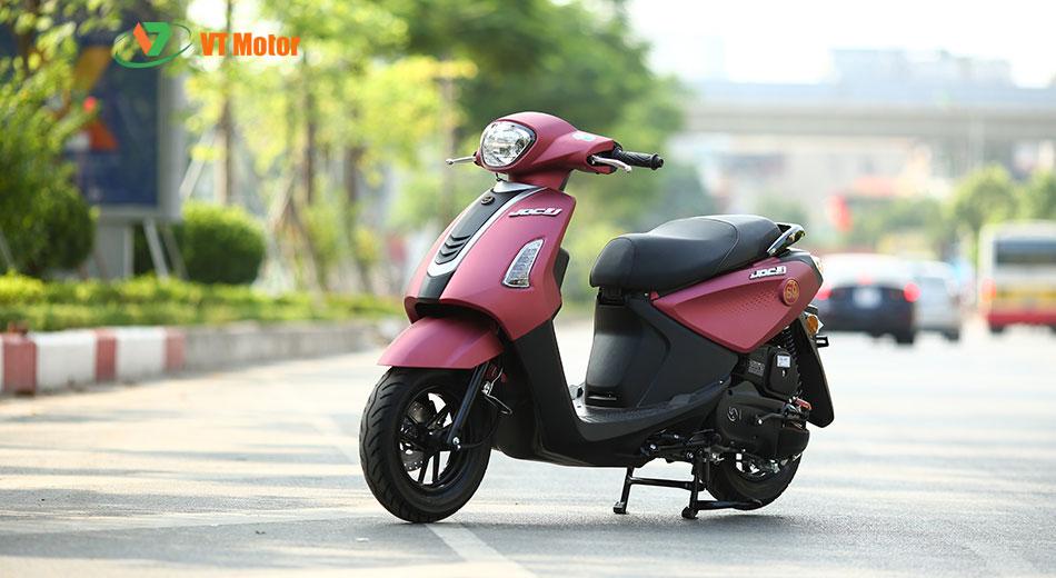 Xe máy 50cc có được ưa chuộng tại nước ta?